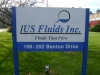 US Fluids Inc. Sign