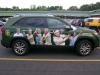 International Tennis Hall of Fame SUV Wrap